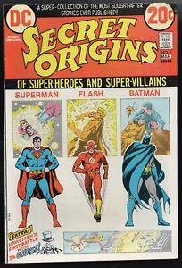 Secret Origins #1 VF/NM
