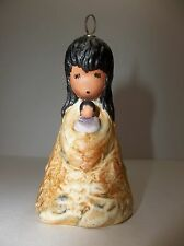 Vintage Goebel Degrazia Angel Christmas Ornament Mother And Child