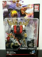 Transformers Power Of The Primes Deluxe Class Dinobot Snarl POTP Volcanicus