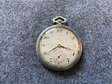 Vintage Swiss Made 15 Jewels Tissot Mechanical Wind Up Pocket Watch