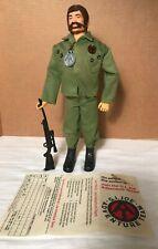 Vintage Hasbro GI Joe Adventure Team Talking Commander with KFG (7290)