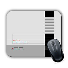 8bit RETRO GAME CONSOLE NES Inspired Mouse Mat Pad Gaming Laptop Nintendo PC New