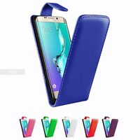 Flip Case Pouch PU Leather Cover For Samsung Galaxy S6 G920 Mobile Phone