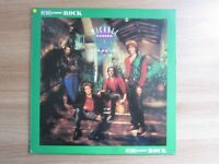 MICHAEL LEARNS TO ROCK -Self Title 1992 RARE Korea Vinyl LP INSERT