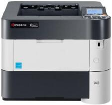 Kyocera FS-4100DN laser workgroup printer With Toner LOW PAGE COUNT