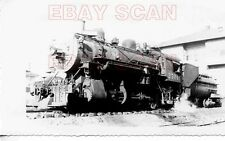 8J550 RP 1950s SOUTHERN PACIFIC RAILROAD ENGINE #2701