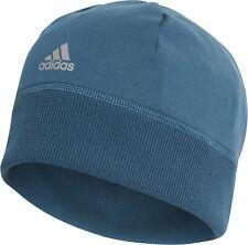 adidas ClimaWarm Running Beanie Hat - Blue