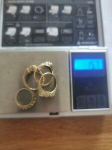 9ct gold scrap or wear full hallmarked