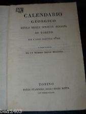 Calendario georgico della Reale Società Agraria di Torino per l'anno 1820