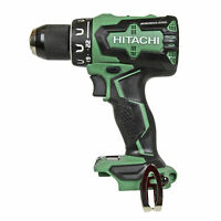New Hitachi DS18DBFL2 18V Li-Ion Brushless Drill Driver replaces DS18DBL DS18DGL