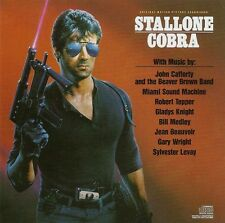 COBRA (MUSIQUE DE FILM) - SYLVESTER LEVAY - GARY WRIGHT (CD)