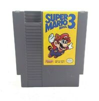 Super Mario Bros. 3 (Nintendo Entertainment System, 1990) - Cartridge Only