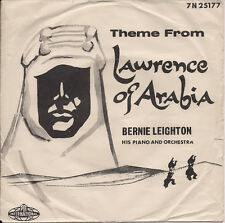 "Bernie Leighton Theme From Lawrence Of Arabia UK 45 7"" single +Picture Sleeve"