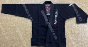 Super Quality Brazilian Jiu Jitsu Black Gi, BJJ Kimono Branded BJJ Gi /A1 Size