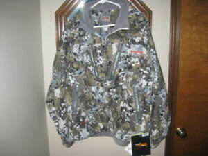 SITKA STRATUS JACKET OPTIFADE ELEVATED II MENS-L 50089-EV-L  -NEW w/TAGS-2019