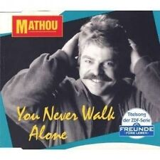 Mathou You never walk alone (1992) [Maxi-CD]