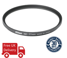 Nikon 77mm NC (Neutral Clear) Filter 2482 (UK Stock)