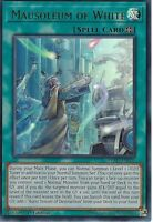 Yu-Gi-Oh: MAUSOLEUM OF WHITE - LCKC-EN036 - Ultra Rare Card - 1st Edition