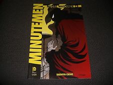 MINUTEMEN - BEFORE WATCHMEN 6 - DC COMICS LION - NUOVO