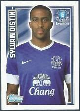 TOPPS 2012/13 PREMIER LEAGUE #058-EVERTON-SYLVAIN DISTIN