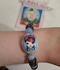 NWT RARE Authentic Wizard of Oz by Tarina Tarantino Bracelet w Swarovski Crystal