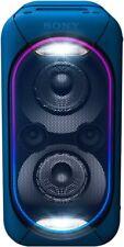 Cassa Bluetooth SONY Sistema Multimediale NFC USB colore Blu GTK-XB60