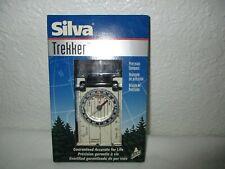 Silva Trekker Compass, in original box.