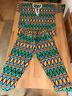 Afrikanische Hose und Hemd aus Ghana / African traditional shirt & trouser / Neu