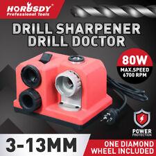 Pro Electric Drill Bits Sharpener Diamond Multi Sharping Grinding Tool 3-13MM
