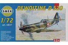 SMER 0837 1/72 Dewoitine D520