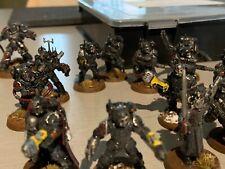 Cadian Heavy Weapons Carotte Mortier lascannon etc WARHAMMER 40K astra militarum
