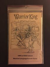 Warrior King Game Tandy TRS-80 Color Computer CoCo 3 Disk NEW! Sundog Systems