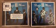 SIGNED 3X, Boyz II Men 'Under the Streetlight' new CD