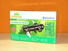 Heissner WWF411 UVC Vorklärer 11 Watt für ein Gesundes und sauberes Teichwasser