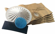 Vax 6131 7131 6151SX 5120 8131 Vacuum Cleaner hoover 5 Dust Bags & Filter Set