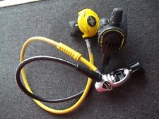 Aqua Lung Impulse 1st and 2nd Stage Regulator with Octo for Scuba Diving