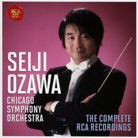THE COMPLETE RCA RECORDINGS - OZAWA,SEIJI/CHICAGO SYMPHONY ORCHESTRA  6 CD NEW