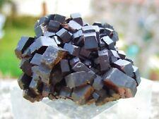 - Minerali Grezzi Cristalloterapia - VANADINITE rosso scuro (26) marocco