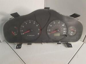 Speedometer Cluster MPH Without ABS Fits 01-04 SANTA FE 214150