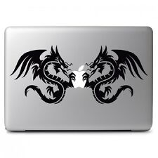 Two Chinese Dragon for Apple Macbook Air/Pro Laptop Vinyl Decal Sticker Skin