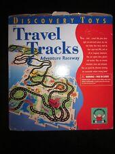 Discovery Toys Travel Tracks Adventure Raceway