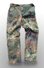 GERMAN ARMY ISSUE FLECKTARN CAMOUFLAGE TROUSERS GRADE 1 USED