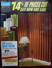 Montgomery Ward 1975 Winter Sale Catalog Clothing/Shoes/Household/Electronics
