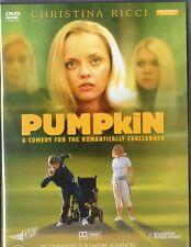 PUMPkiN DVD - Christina Ricci - Factory Sealed New DVD RARE No Longer Issued R4