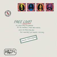 FREE - FREE LIVE!   CD NEU