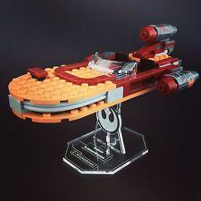 Display stand for LEGO Star Wars: Luke's Landspeeder (75173)