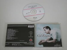Gil Evans / Adios (Nostalgia NSTC 062) CD Album