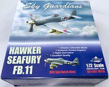 Witty Wings Sky Guardians Dutch HAWKER SEA FURY FB.11 1/72 Scale Diecast Model