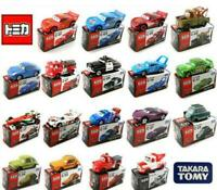 Disney Pixar Cars McQueen Kids Collections Mini TOMY Diecast Cars New With Box