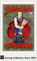 2009 Select AFL Pinnacle Medal Card MC1 Adam Cooney (Brownlow) (Bulldogs)